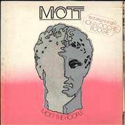 Click here for more info about 'Mott The Hoople - Mott - 1st - Stickered - VG'