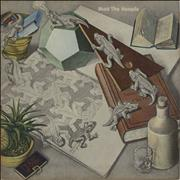 Click here for more info about 'Mott The Hoople - Mott The Hoople - 2nd - VG'