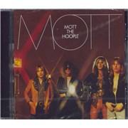 Mott The Hoople Mott UK CD album