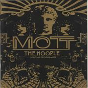 Click here for more info about 'Mott The Hoople - Official Programme - Hammersmith Apollo 2009'