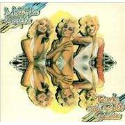 Mott The Hoople Rock And Roll Queen - Blue Label UK vinyl LP