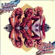 Mott The Hoople Rock and Roll Queen USA vinyl LP