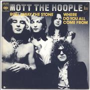 Click here for more info about 'Mott The Hoople - Roll Away The Stone'