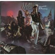 Mott The Hoople Shouting And Pointing UK vinyl LP