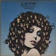 Click here for more info about 'Mott The Hoople - The Hoople - EX'