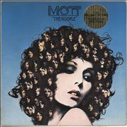 Click here for more info about 'Mott The Hoople - The Hoople - Stickered - EX'