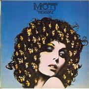 Mott The Hoople The Hoople South Africa vinyl LP