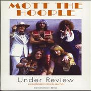 Click here for more info about 'Mott The Hoople - Under Review'