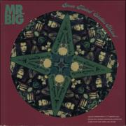 Click here for more info about 'Mr Big (US) - Green Tinted Sixties Mind - Die Cut Sleeve'