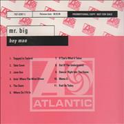 Click here for more info about 'Mr Big (US) - Hey Man'