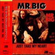 Click here for more info about 'Mr Big (US) - Just Take My Heart'