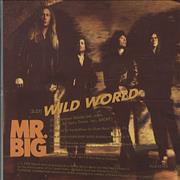 Click here for more info about 'Mr Big (US) - Wild World'