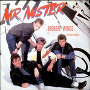 Click here for more info about 'Mr Mister - Broken Wings'