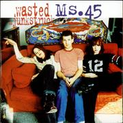 Click here for more info about 'Ms.45 - Wasted - Red Vinyl'