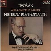 Click here for more info about 'Mstislav Rostropovich - Dvorák: Cello Concerto In B Minor - 2nd'
