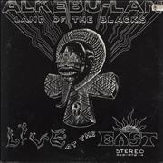 Click here for more info about 'Alkebu-Lan - Land Of The Blacks (Live At The East)'