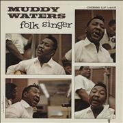 Click here for more info about 'Muddy Waters - Folk Singer'
