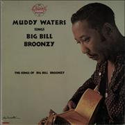 Click here for more info about 'Muddy Waters - Muddy Waters Sings Big Bill Broonzy'