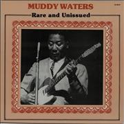 Click here for more info about 'Muddy Waters - Rare And Unissued'