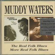 Click here for more info about 'Muddy Waters - The Reak Folk Blues / More Real Folk Blues'