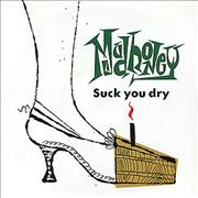 Click here for more info about 'Mudhoney - Suck You Dry'