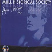 Click here for more info about 'Mull Historical Society - Am I Wrong'
