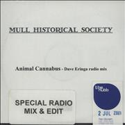 Click here for more info about 'Mull Historical Society - Animal Cannabus - Dave Eringa Radio Mix'