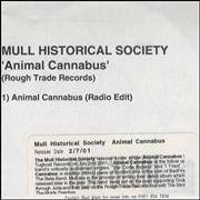 Click here for more info about 'Mull Historical Society - Animal Cannabus'