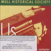 Click here for more info about 'Mull Historical Society - US Sampler'