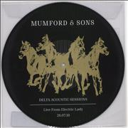 Click here for more info about 'Mumford & Sons - Delta Acoustic Session - RSD19'