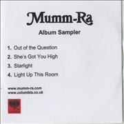 Click here for more info about 'Mumm-Ra - Album Sampler'
