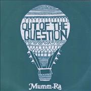 Click here for more info about 'Mumm-Ra - Out Of The Question'