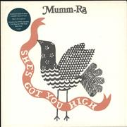 Click here for more info about 'Mumm-Ra - She's Got You High - Red Vinyl'