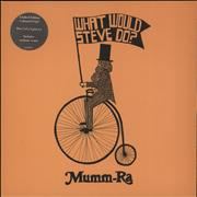 Click here for more info about 'Mumm-Ra - What Would Steve Do? - Orange Vinyl'