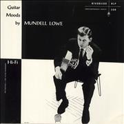Click here for more info about 'Mundell Lowe - Guitar Moods'
