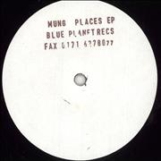 Click here for more info about 'Mung - Places EP'