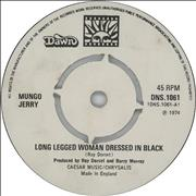 Click here for more info about 'Long Legged Woman Dressed In Black'
