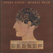 Click here for more info about 'Murray Head - Nigel Lived'