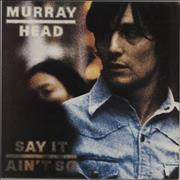 Click here for more info about 'Murray Head - Say It Ain't So'