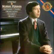 Click here for more info about 'A Portrait of Murray Perahia'
