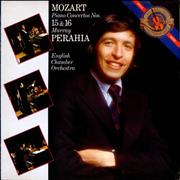 Click here for more info about 'Murray Perahia - Mozart: Piano Concerto Nos. 15 & 16'