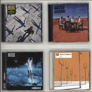 Click here for more info about 'Muse - 1999-2012 Quantity Of Studio Albums - 7 x CDs'