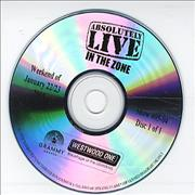 Click here for more info about 'Muse - Absolutely Live In The Zone'