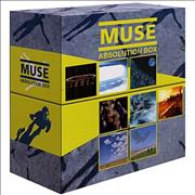 Muse Absolution Box - Sealed France box set