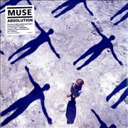 Click here for more info about 'Muse - Absolution'