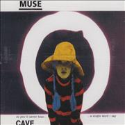 Muse Cave - Part 1 UK CD single