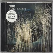 Muse Dead Star / In Your World - CD1 UK CD single