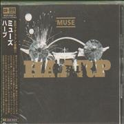 Muse H.A.A.R.P. Japan 2-disc CD/DVD set Promo