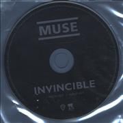 Click here for more info about 'Muse - Invincible'