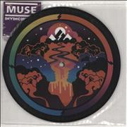 "Muse Invincible UK 7"" picture disc"
